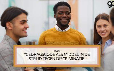 Gedragscode als middel in de strijd tegen discriminatie