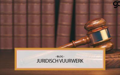 Juridisch vuurwerk